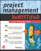 Project Management Demystified 1st edition 9780071440141 0071440143