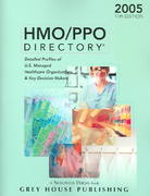 HMO/PPO Directory 17th edition 9781592370573 1592370578