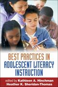 Best Practices in Adolescent Literacy Instruction 1st edition 9781593856922 159385692X