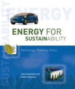 Energy for Sustainability 2nd Edition 9781597261036 1597261033