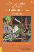 Conservation of Rare or Little-Known Species 2nd edition 9781597261654 1597261653