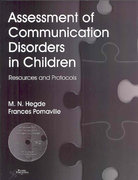 Assessment of Communication Disorders in Children 1st edition 9781597562911 1597562912