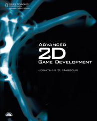 Advanced 2D Game Development 1st edition 9781598633429 1598633422