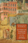 Letters on Familiar Matters (Rerum Familiarium Libri) 0 9781599100012 1599100010