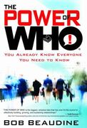 The Power of Who 1st Edition 9781599951539 1599951533