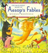 The McElderry Book of Aesop's Fables 0 9781416902904 1416902902