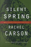 Silent Spring 40th Edition 9780618253050 061825305X