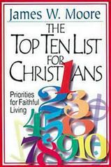 Top Ten List for Christians 0 9780687975709 0687975700