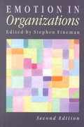 Emotion in Organizations 2nd edition 9780761966258 0761966250