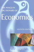 The Penguin Dictionary of Economics 7th edition 9780141010755 0141010754