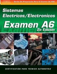 ASE Test Prep Series -- Spanish Version, 2E (A6) 2nd edition 9781401810191 1401810195