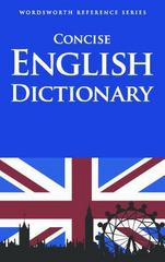Concise English Dictionary 0 9781840224979 1840224975