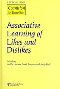 Associative Learning of Likes and Dislikes 1st edition 9781841699493 1841699497