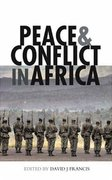 Peace and Conflict in Africa 0 9781842779545 1842779540