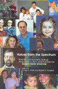 Voices from the Spectrum 0 9781843107866 1843107864