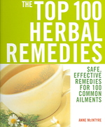 The Top 100 Herbal Remedies 0 9781844832538 1844832538
