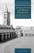 Subjectivity and Being Somebody 0 9781845401467 1845401468