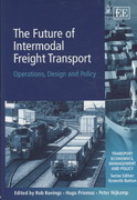 The Future of Intermodal Freight Transport 0 9781845422387 1845422384