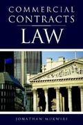 Commercial Contracts Law 0 9781845491109 1845491106