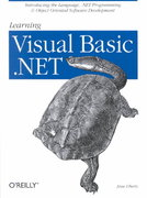 Visual Basic .NET 1st Edition 9780596003869 0596003862