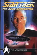Star Trek The Next Generation Comics Classics: The Hero Factor 0 9781845761530 1845761537