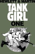 Tank Girl 1 (Remastered Edition) 0 9781845767570 1845767578