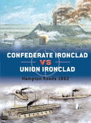 Confederate Ironclad vs Union Ironclad 0 9781846032325 1846032326