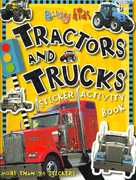 Busy Kids Tractors and Trucks Sticker Activity Book 0 9781846106347 1846106346