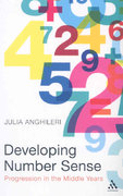 Developing Number Sense 1st edition 9781847061263 1847061265