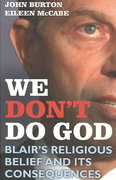 We Don't Do God 1st edition 9781847063526 1847063527