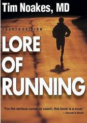 Lore of Running 4th edition 9780873229593 0873229592