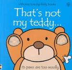 That's Not My Teddy 0 9780746037829 0746037821