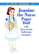 Jeanine the Nurse Paper Doll 0 9780486413075 0486413071