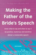 Making the Father of the Bride's Speech 0 9781857035681 1857035682