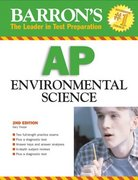 Barron's AP Environmental Science 2007-2008 2nd edition 9780764136436 0764136437