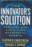 The Innovator's Solution 1st edition 9781578518524 1578518520