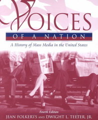 Voices of a Nation 4th edition 9780205335466 0205335462