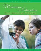 Motivation in Education 3rd edition 9780132281553 0132281554