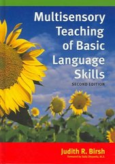 Multisensory Teaching of Basic Language Skills 2nd edition 9781557666765 1557666768