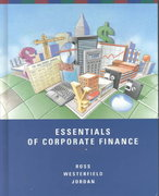Essentials of Corporate Finance 0 9780256169867 0256169861