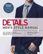 Details Men's Style Manual 1st Edition 9781592403288 159240328X
