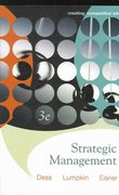 Strategic Management 3rd edition 9780073267210 007326721X
