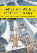 Reading and Writing for Civic Literacy 0 9781594510854 1594510857