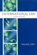 International Law 3rd edition 9781594600937 1594600937