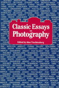 Classic Essays on Photography 1st Edition 9780918172082 091817208X