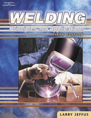 Welding, 5E 5th edition 9781401810467 1401810462
