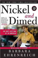 Nickel and Dimed 1st Edition 9780805088380 0805088385
