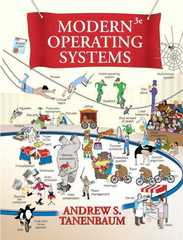 Modern Operating Systems 3rd Edition 9780136006633 0136006639