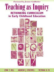 Teaching as Inquiry 1st Edition 9780205412648 0205412645