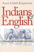 Indians and English 1st Edition 9780801482823 0801482828